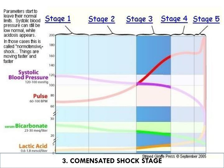 3. COMENSATED SHOCK STAGE