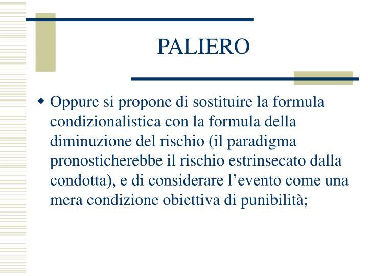 PALIERO