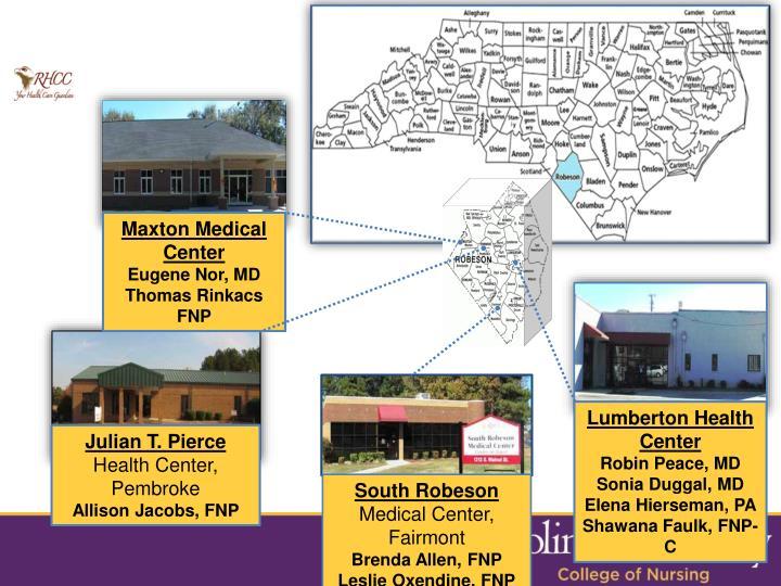 Maxton Medical Center