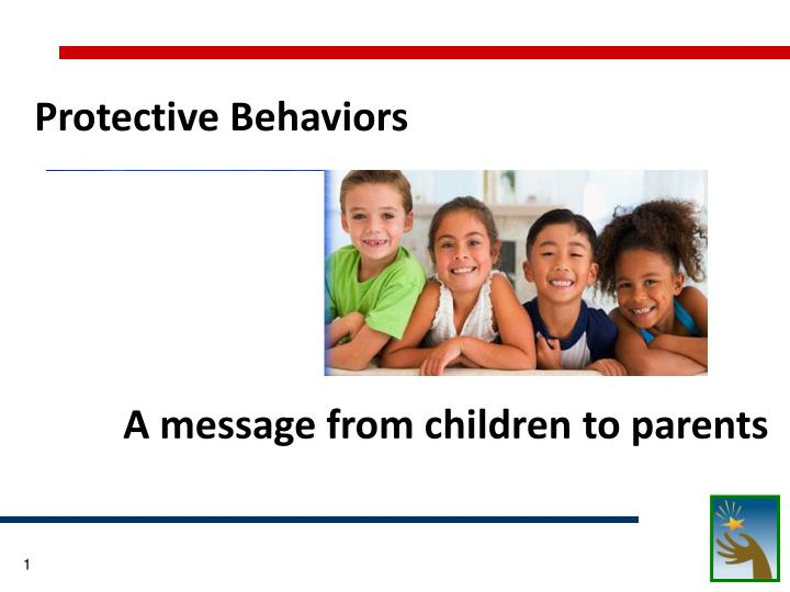 Protective Behaviors