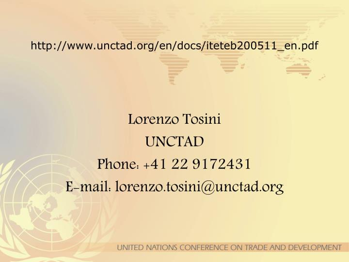 Lorenzo Tosini