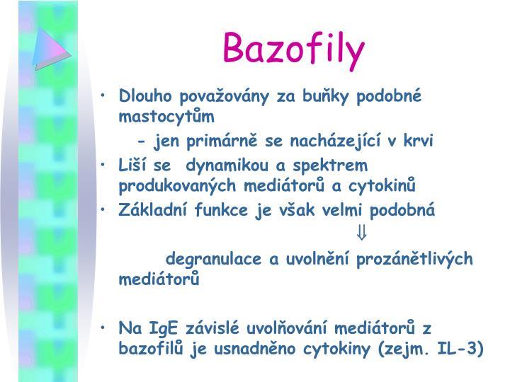 Bazofily