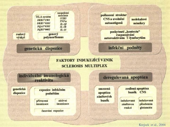 Krejsek  et al., 2004
