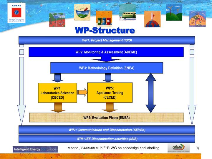 WP1: Project Management (ISIS)