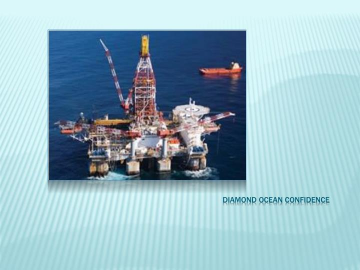 Diamond ocean confidence