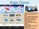 yoga clone