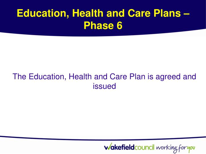 education children special educational needs health care plans ehcps personal budgets with