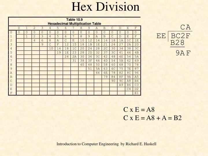 Hex Division