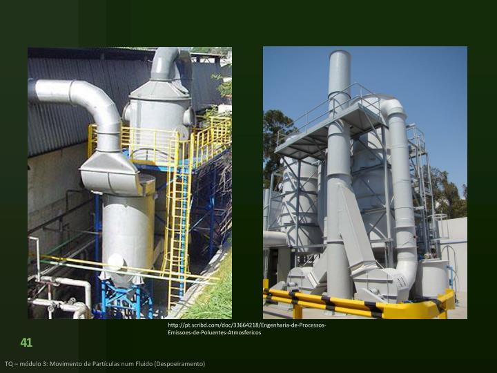 http://pt.scribd.com/doc/33664218/Engenharia-de-Processos-Emissoes-de-Poluentes-Atmosfericos