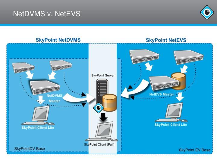 NetDVMS