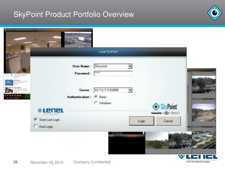SkyPoint Product