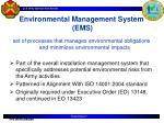 environmental management system ems1