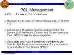 pol management