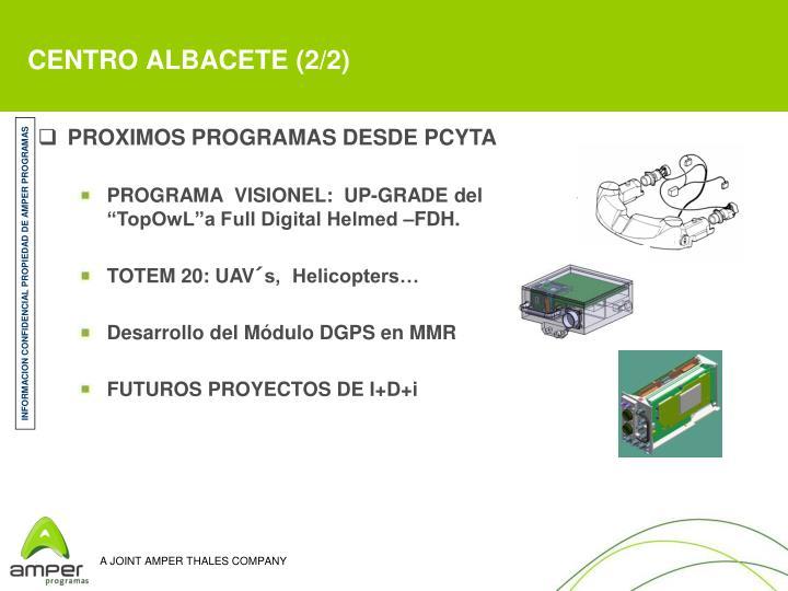 CENTRO ALBACETE (2/2)