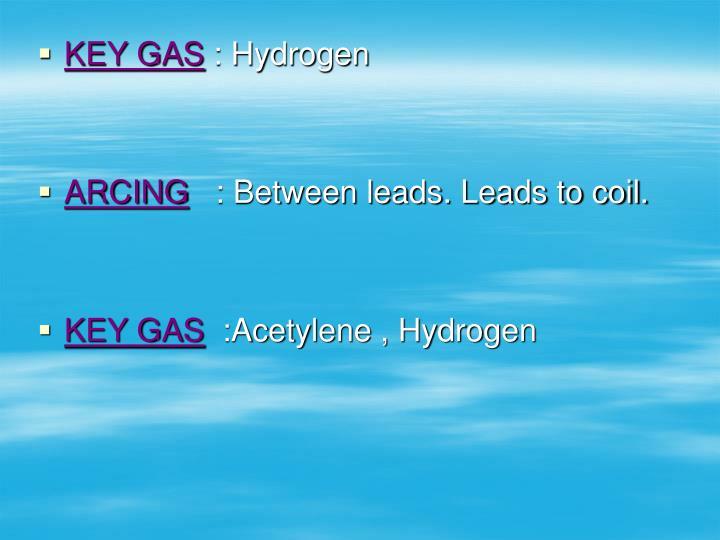 KEY GAS