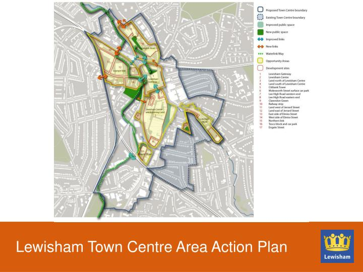 Lewisham Town Centre Area Action Plan