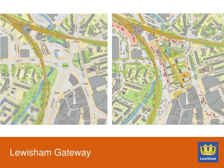 Lewisham Gateway