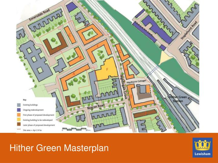 Hither Green Masterplan