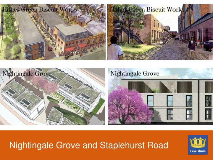 Nightingale Grove and Staplehurst Road
