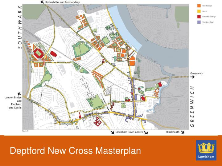 Deptford New Cross Masterplan