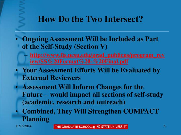 How Do the Two Intersect?