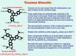 truxene discotic