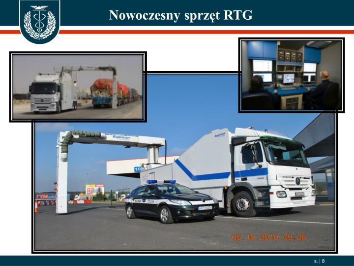 Nowoczesny sprzęt RTG