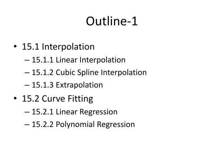 Outline-1