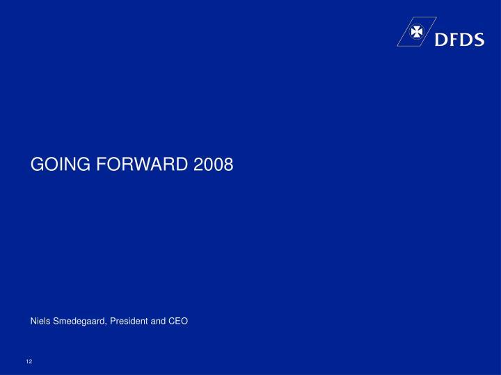 GOING FORWARD 2008