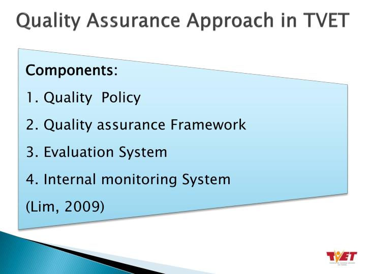 5 approaches to defining quality Definition of key principles of quality management: (5) systems approach: to providing a continuously-increasing level of quality in an effort to.