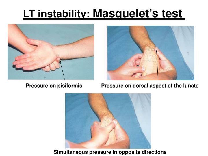 LT instability: