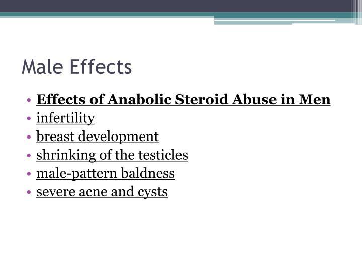 Male Effects