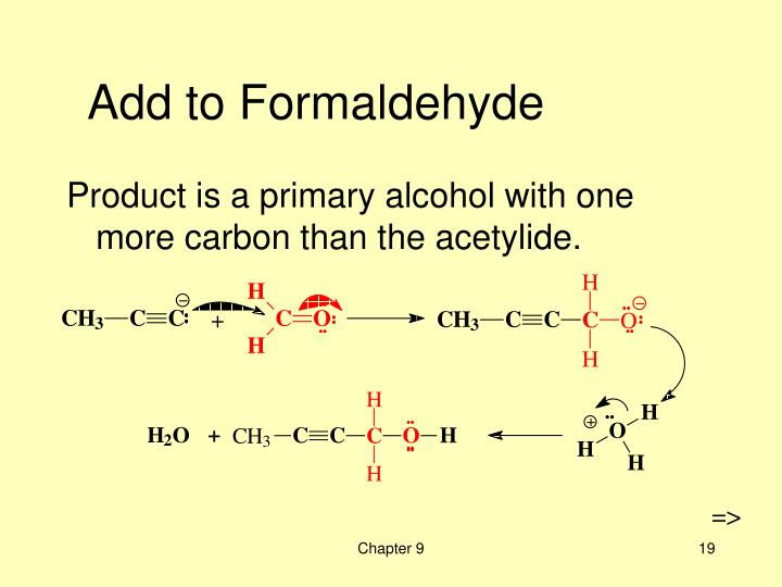 Ppt Chapter 9 Alkynes Powerpoint Presentation Id 6643979