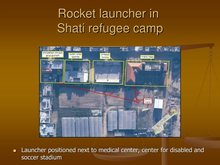 Rocket launcher in