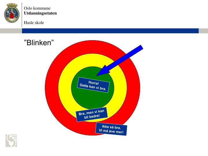 """""""Blinken"""""""