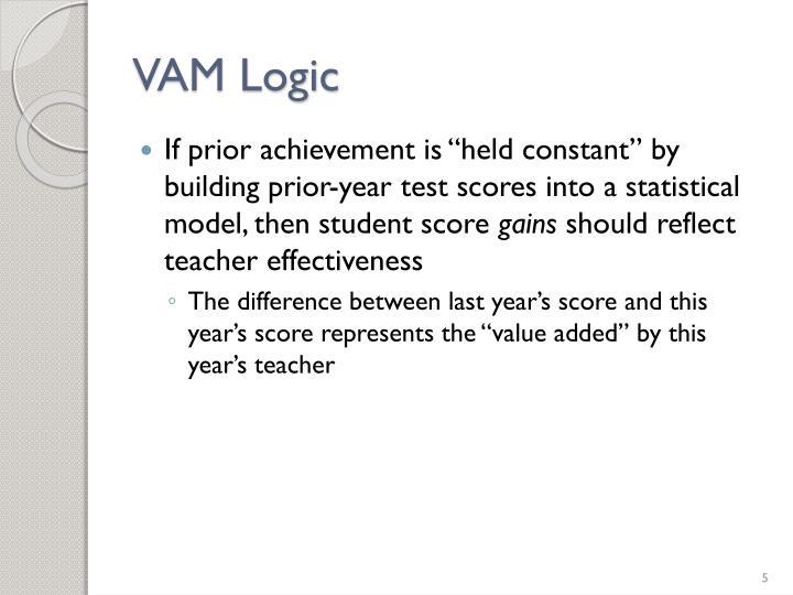 VAM Logic