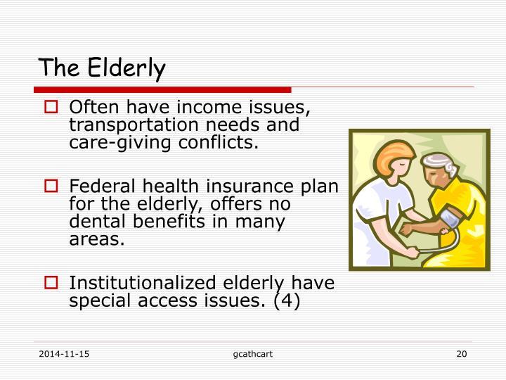 The Elderly