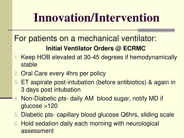 mechanically ventilated patient requiring sedation essay Daily icu sedation holidays patients on mechanical ventilation requiring continuous sedation nursing requirements among mechanically ventilated icu.