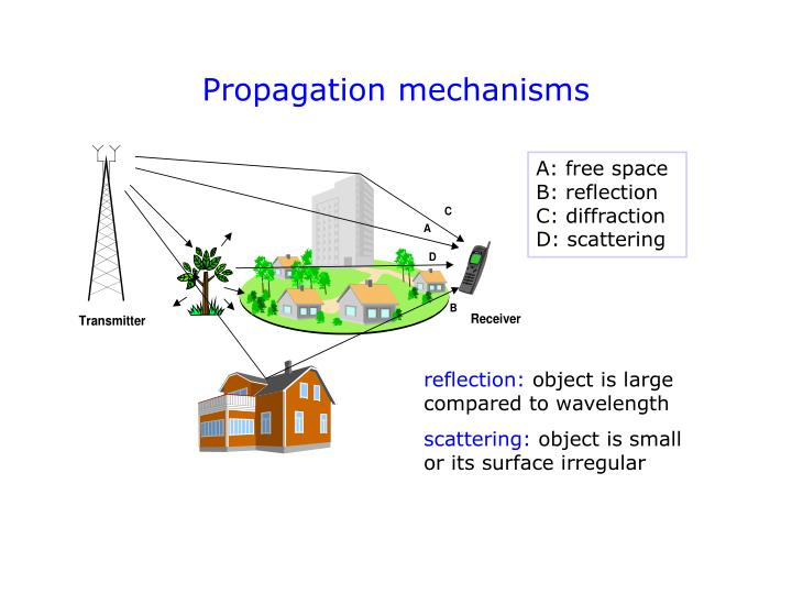 Propagation mechanisms