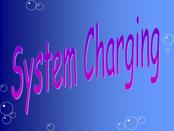 System Charging
