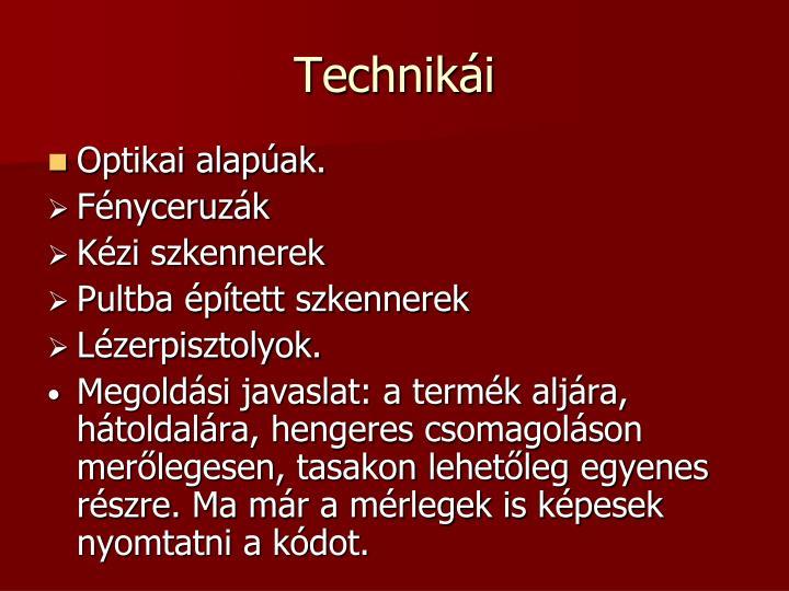 Technikái