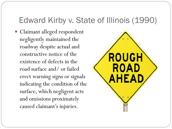 Edward Kirby v. State of Illinois (1990)
