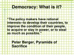democracy what is it1
