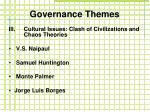 governance themes