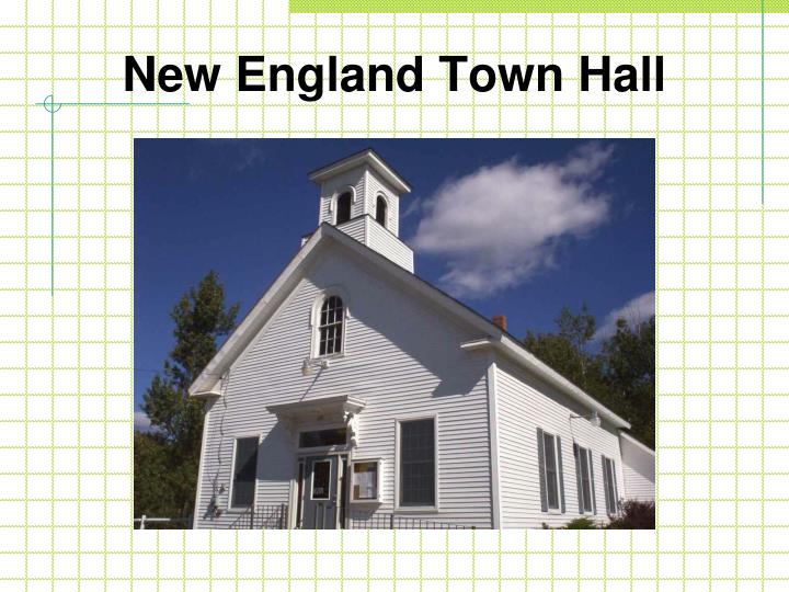 New England Town Hall