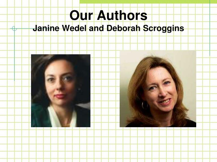 Our Authors