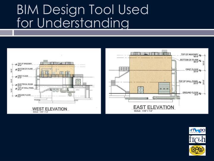 BIM Design Tool Used