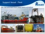 support vessel fleet5