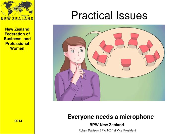 Practical Issues