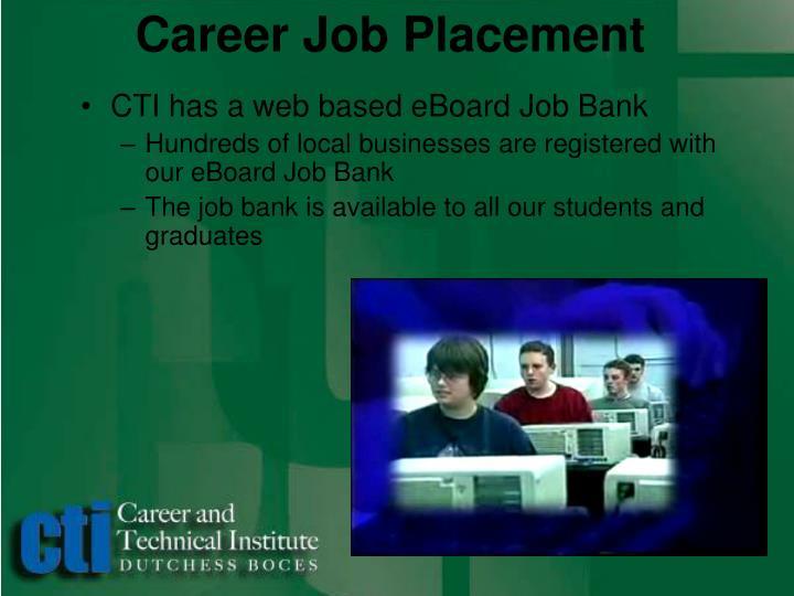 Career Job Placement